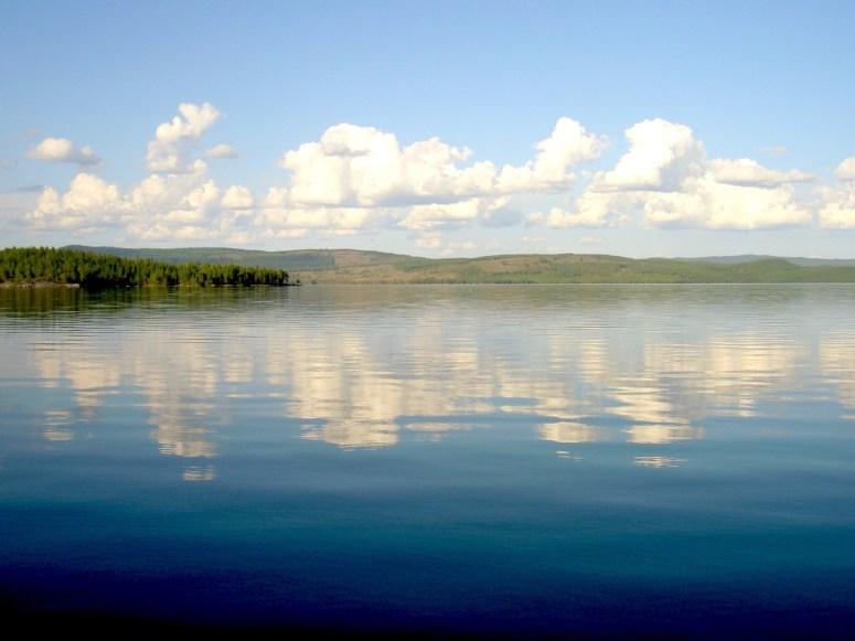 Vackra Hotagssjön. Foto Maritha Grelsson