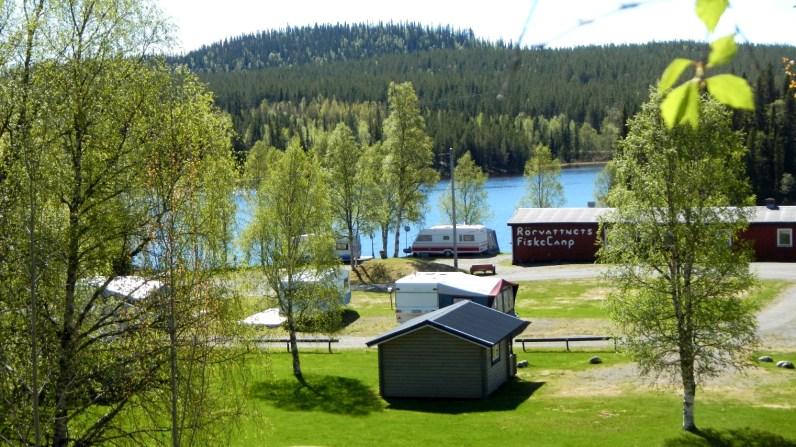 Rörvattnets Fiskecamp