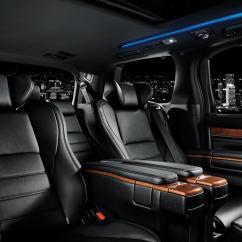 All New Alphard Executive Lounge Spesifikasi Toyota Grand Veloz