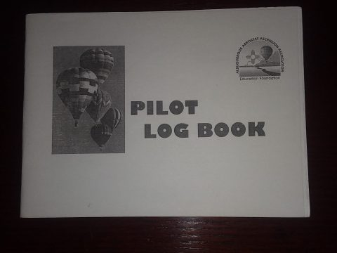 Logbook: Pilot AAAA Softcover