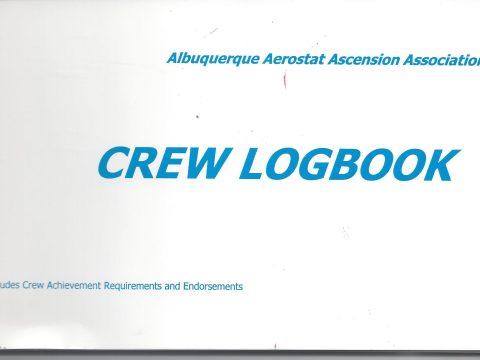 Logbook: Crew AAAA