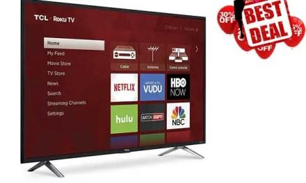 TCL Smart LED TV with best deals