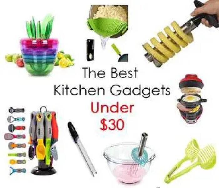 Top 10 Best Kitchen Gadgets Under $30