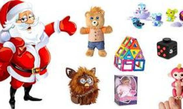 Most Popular New Toys for Best Christmas Gifts