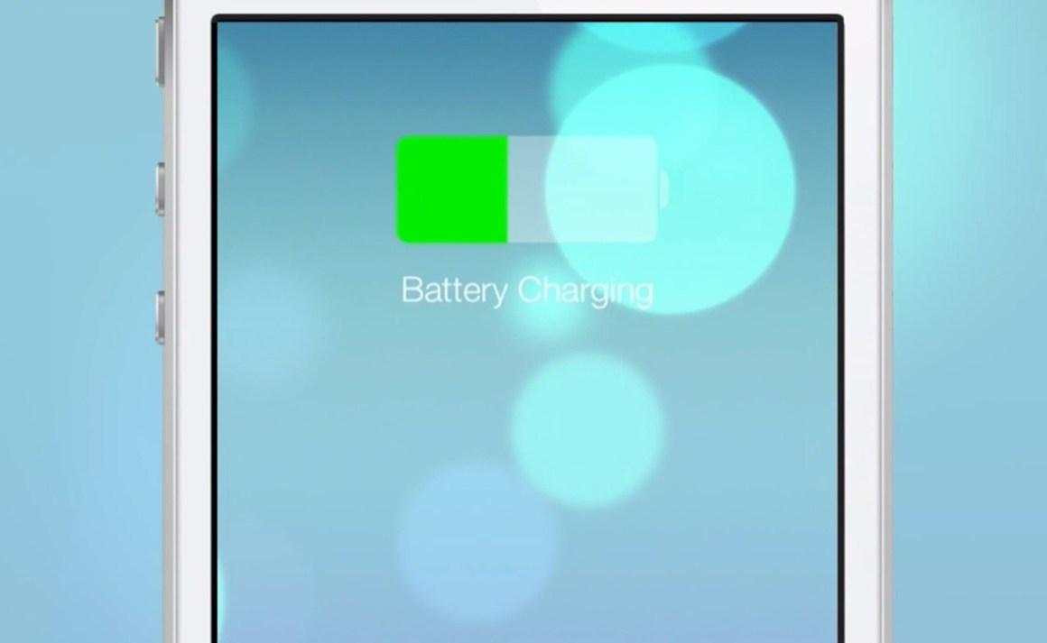12 tips para que dure más la pila de tu iPhone - charging