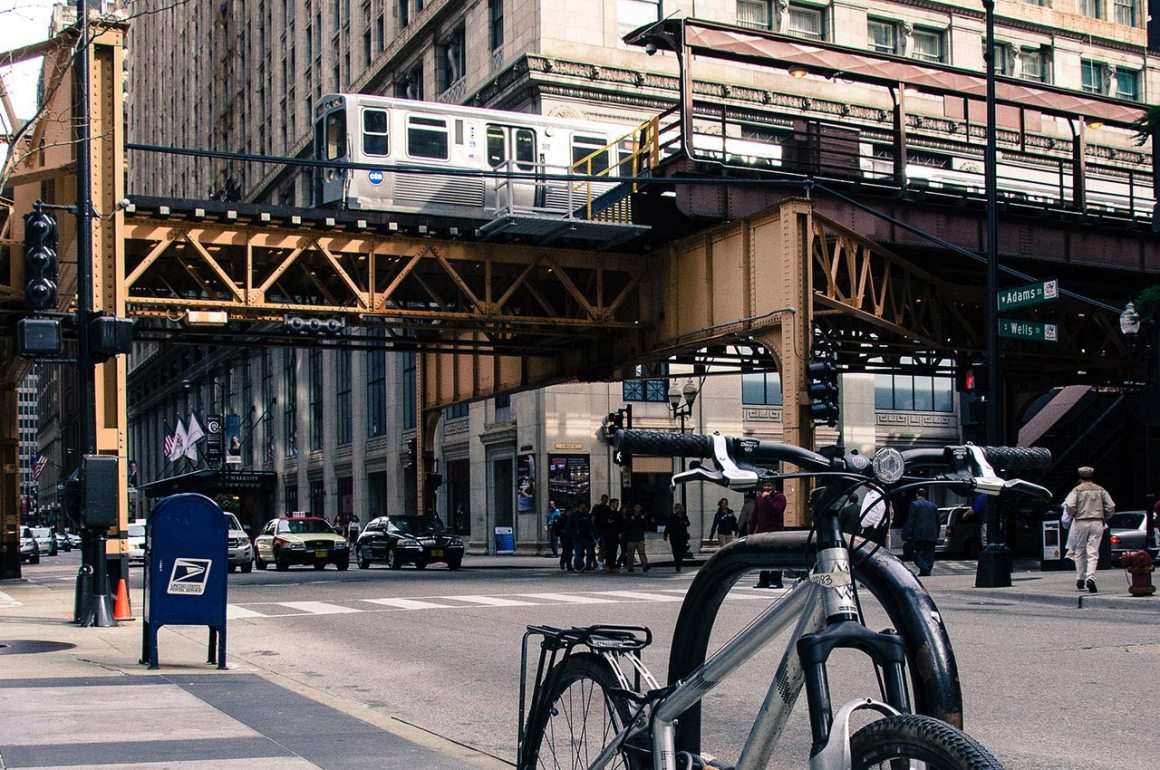 Chicago casco y pedales | Hotbook