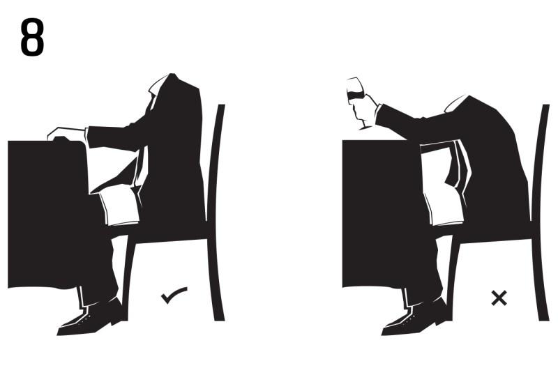 Dinner etiquette - galeria083