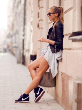 Los 15 street style looks más cool usando Nike - hotbook-107