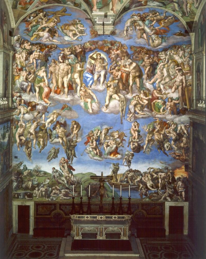 10 de las obras de arte más trascendentales de la historia - hotbook-75