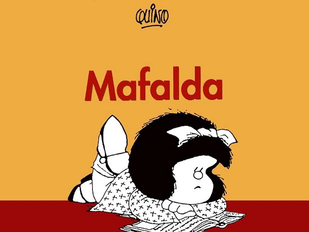 50 años de Mafalda - portada