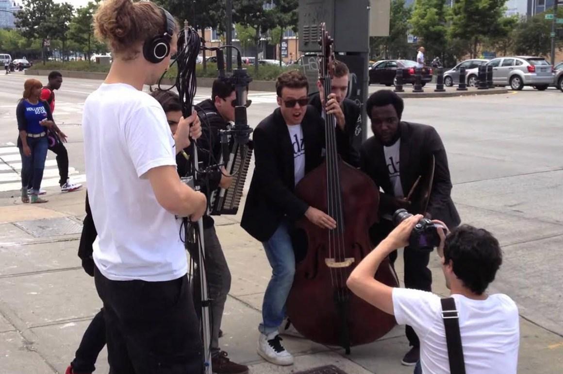 7 músicos callejeros que te dejarán boquiabierto -