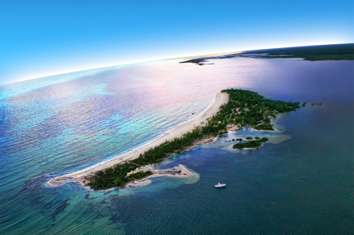 Isla de la pasión - isla2