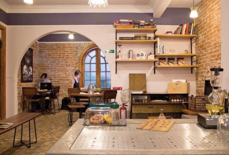 5 cafeterías de la Ciudad de México que te encantará conocer. - cafes_galeria03