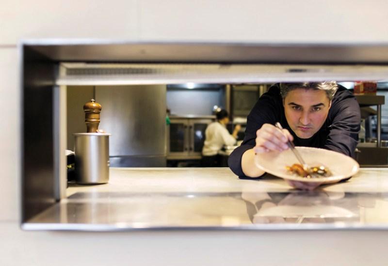 Mikel Alonso y Biko: la cocina de dos orillas  - galetria03-1024x704