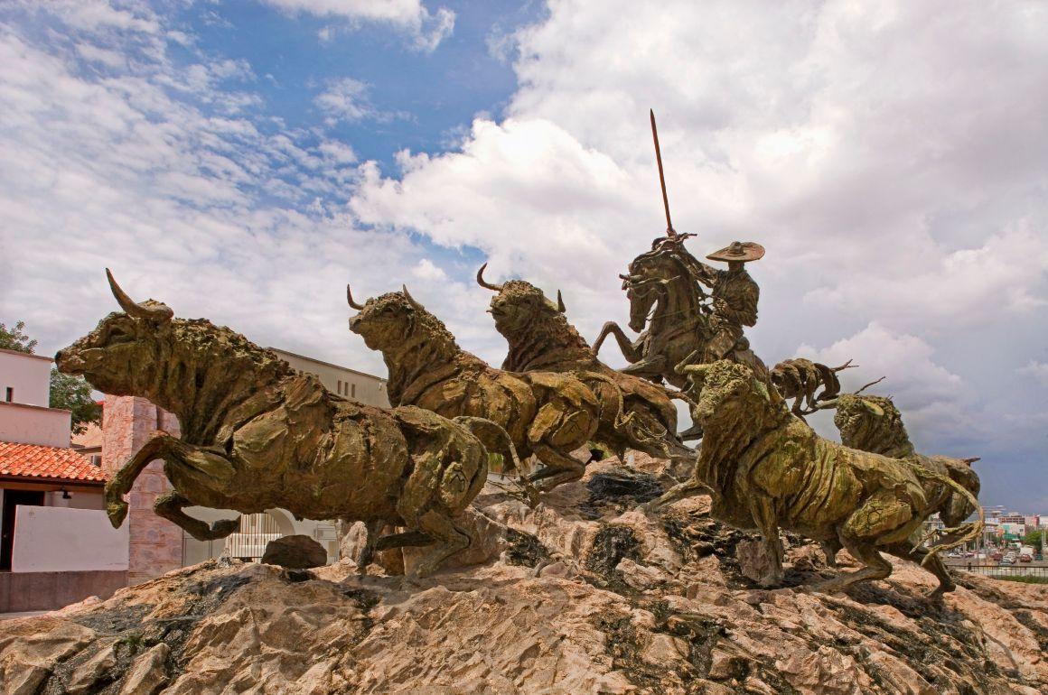 10 musts de Aguascalientes - Monumento al Encierro