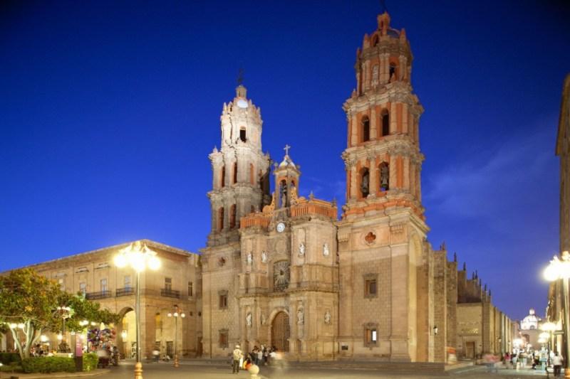 Tesoros coloniales: pasado que resplandece - 2015_06_21-mexico_6-slp_catedral-1024x682