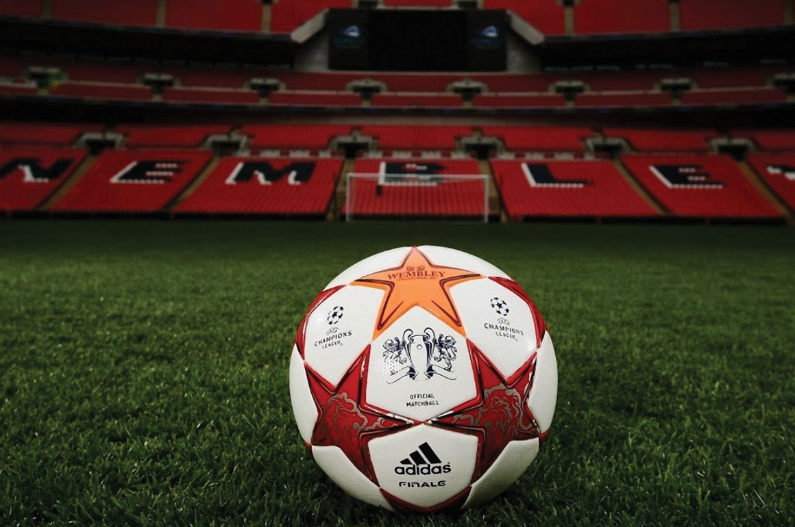 FINAL UEFA CHAMPIONS LEAGUE - CHAMPIONS