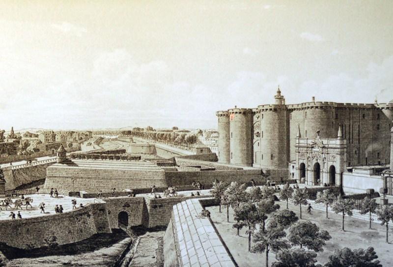 10 cosas que no sabías de la Bastilla - bastilla1-1024x696
