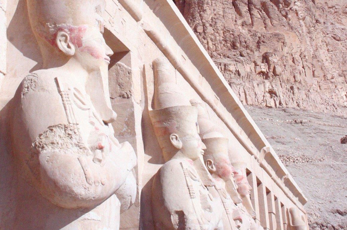 Egipto: deslizándose al ritmo del Nilo - portada