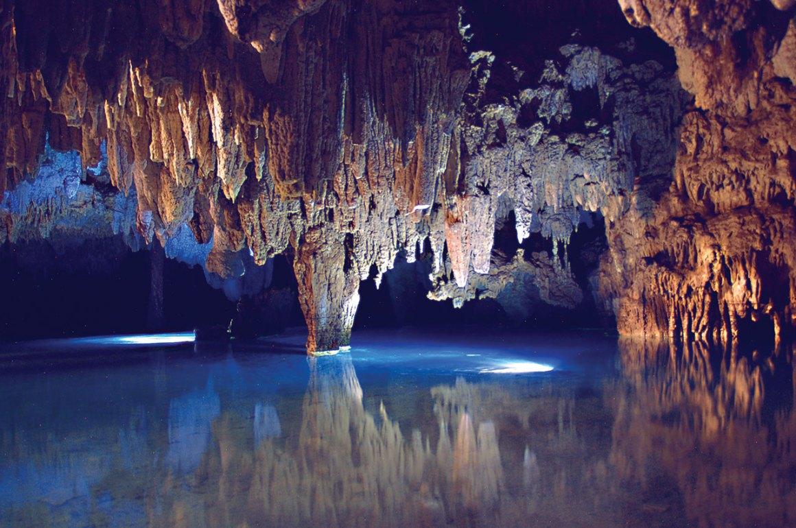 Cenotes LabnaHa, el viejo templo en el agua - portada