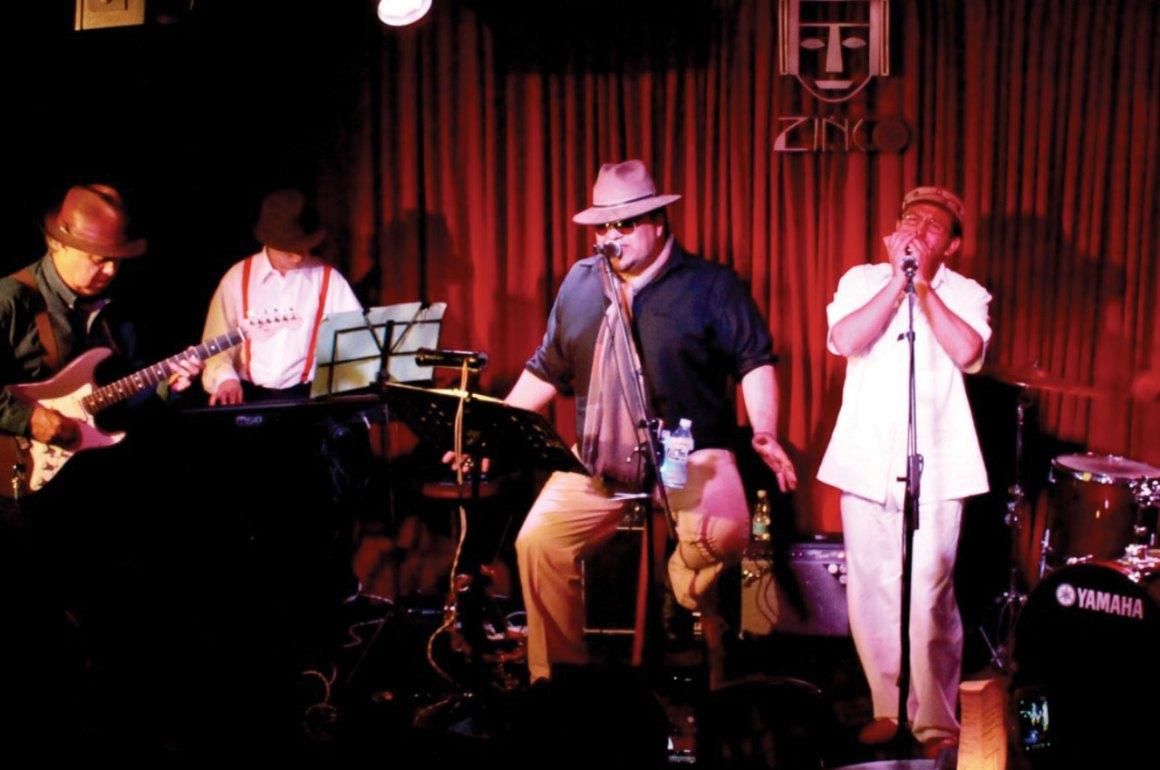 Mejores bares de jazz de la CDMX - 01jazz