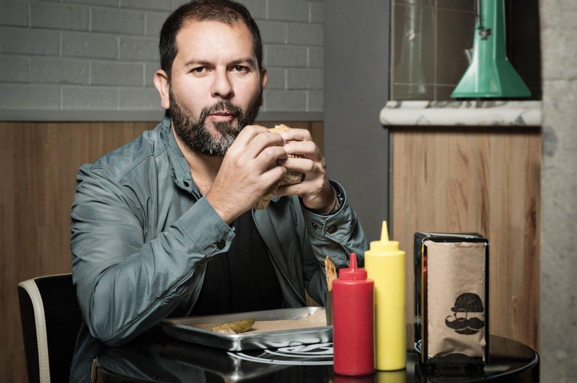 Mr. Buns: Las hamburguesas de Enrique Olvera - PORTADA