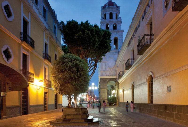 10 Maravillas con el esplendor de Puebla - puebla2-1024x696