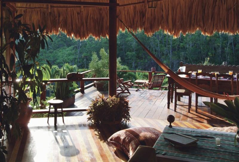 Blancaneaux Lodge  - blanca3-1024x696