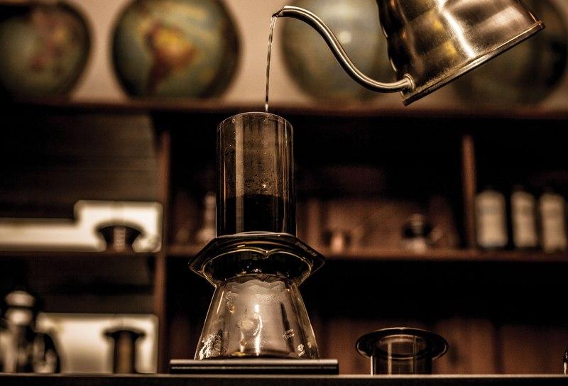 5 métodos de extracción artesanal by Cardinal Casa de Café - cafe1