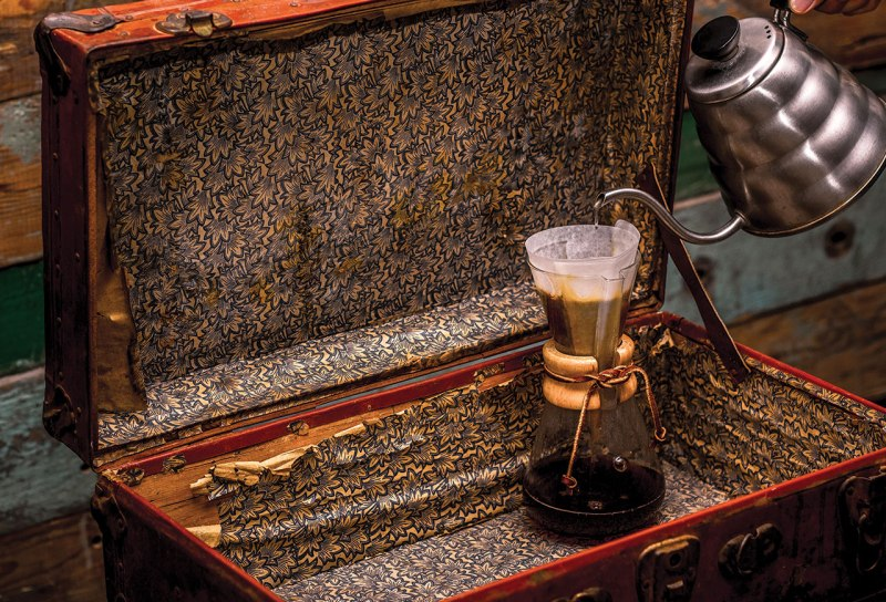 5 métodos de extracción artesanal by Cardinal Casa de Café - cafe2