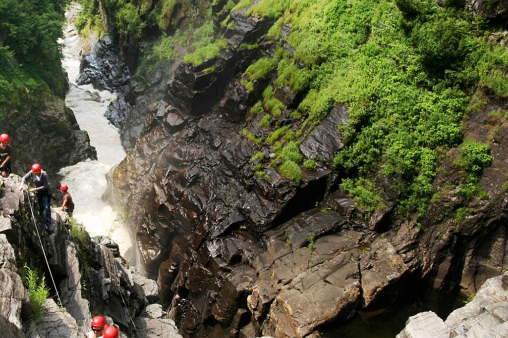 Canyon Saint-Anne: La naturaleza canadiense en todo su esplendor - canyon_portada