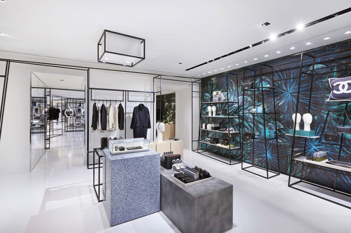 La Nueva Boutique Efímera de Chanel - chanel