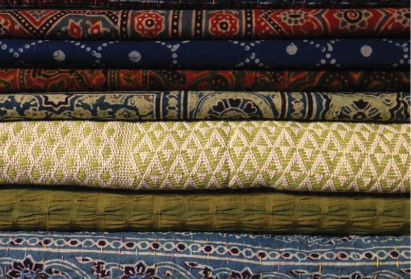 Las 5 cosas que no sabías de los textiles de la India   - 03_india-1024x696