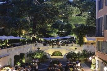 Roma y el Hotel de Russie: un dúo romántico ideal -