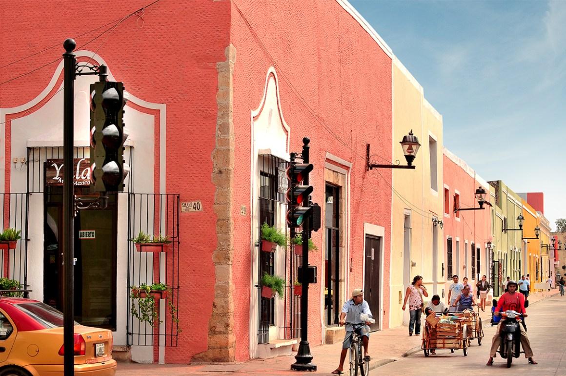 Mérida: la ciudad blanca - MÉRIDA1