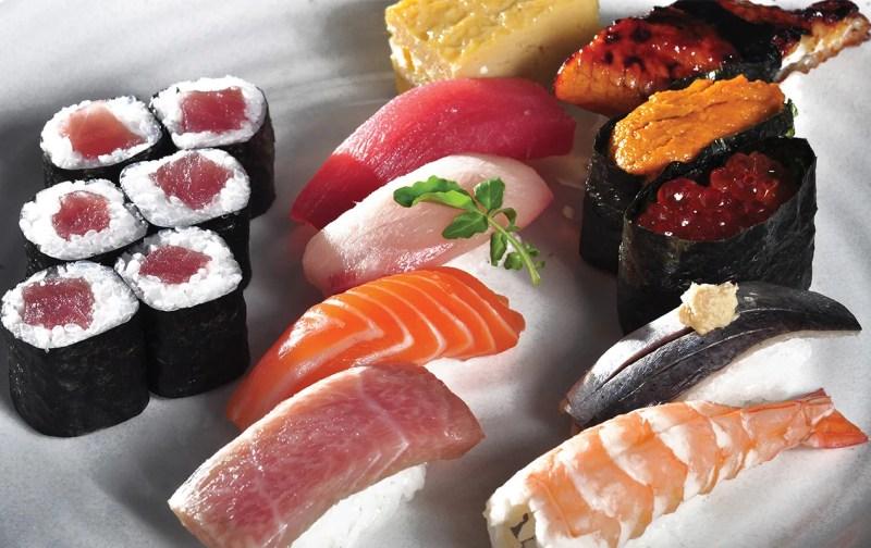 COMIDA JAPONESA: Para los cinco sentidos - comidajaponesa-portada