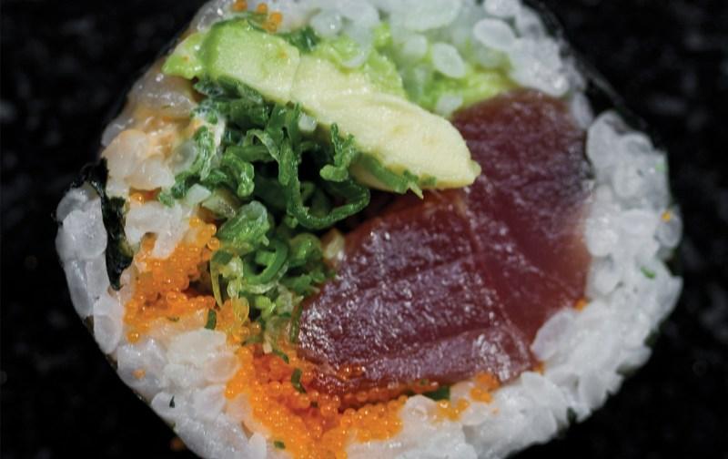 COMIDA JAPONESA: Para los cinco sentidos - comidajaponesa2