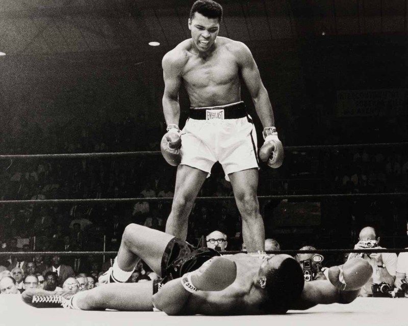 Muhammad Ali, recordando a una leyenda - dhkvl