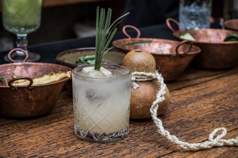 Los 10 mejores lugares para Cocktails en la CDMX - Rufino-Gastrobar-