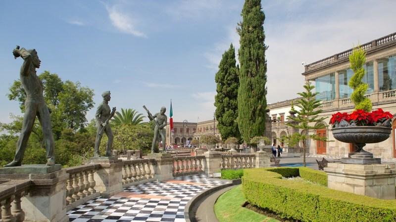 48 horas en la Ciudad de México - castillo-de-chapultepec-mexico-city-168339