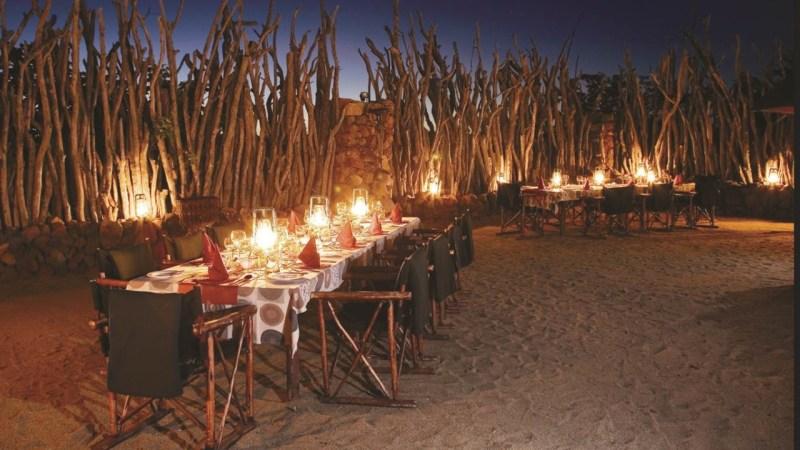 Los 10 mejores hoteles ecofriendly del mundo - leopard-hills-sabi-sand-boma-e1468346949786