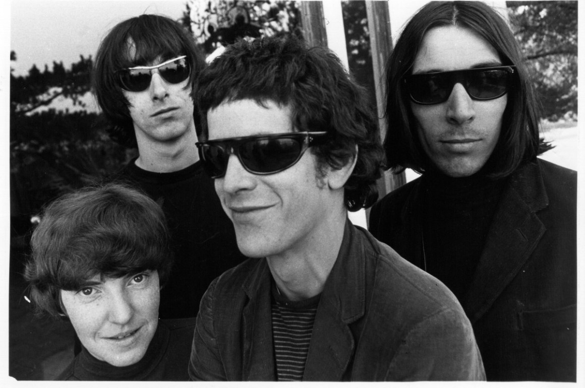 Velvet Underground – New York Extravaganza - 1_Le Velvet Underground au Castle Los Angeles 1966 © Gerard Malanga