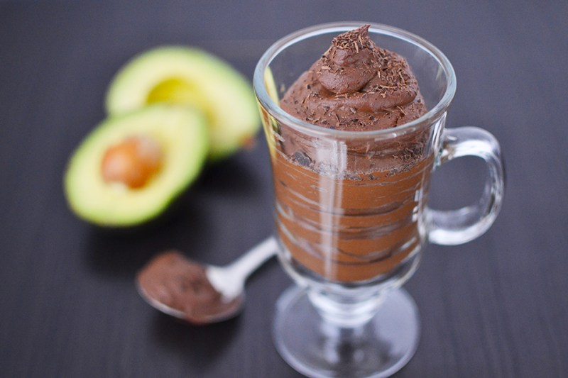 10 recetas para disfrutar del aguacate - avocado-chocolate-mousse-recipe
