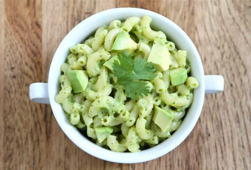 10 recetas para disfrutar del aguacate - avocado-mac-and-cheese32