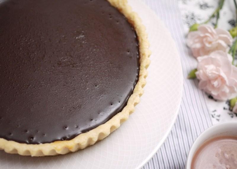 Deliciosas recetas con cebada - tarta-de-chocolate-y-dulce-de-leche