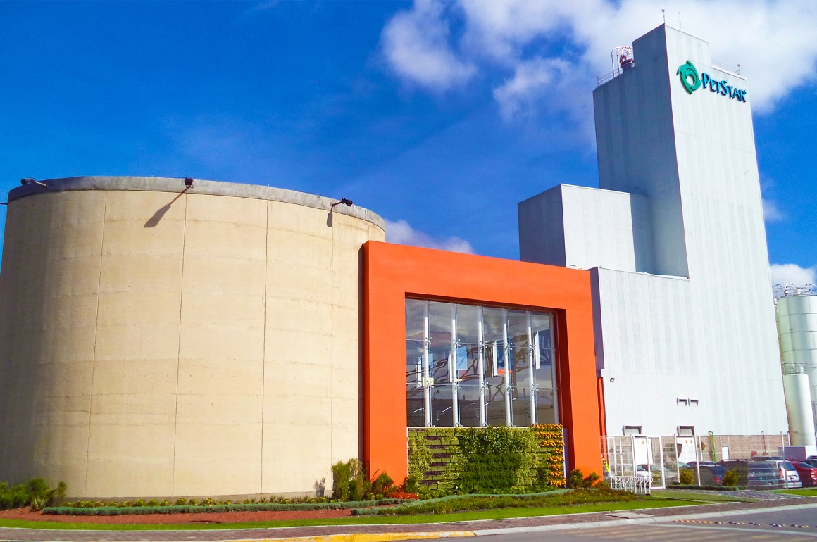 PetStar: La planta de reciclaje de PET Grado Alimenticio más grande del mundo. - 02