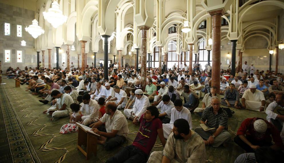 HOTEtiquette en las mezquitas - comienzo-del-mes-de-ayuno-de-ramadan