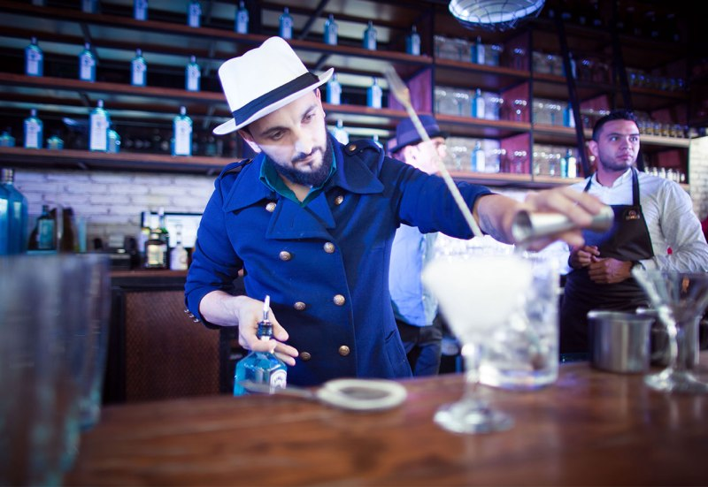 The Most Imaginative Bartender - bombay81