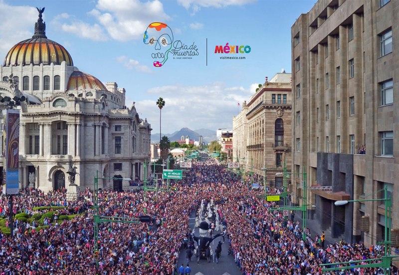 Desfile del Día de Muertos - diademuertos6