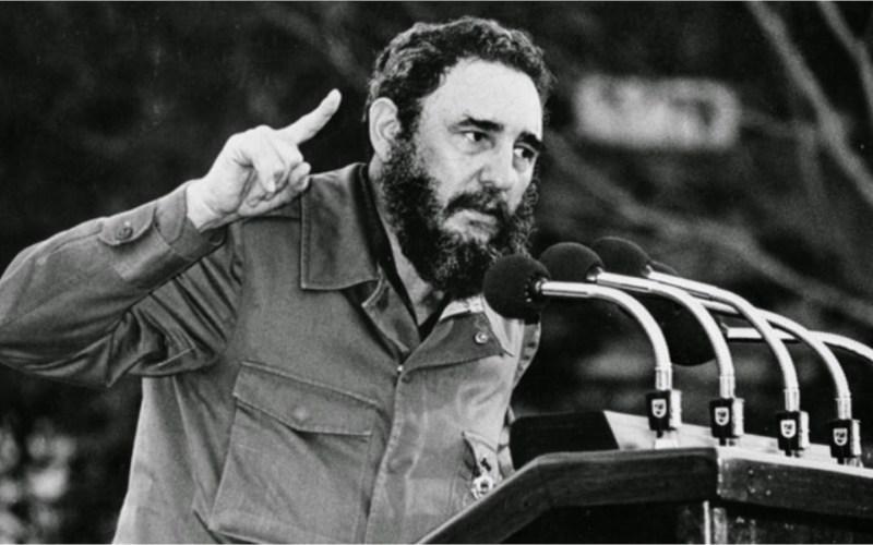 """Fidel Castro: 10 facts que probablemente no sabías de """" El Comandante"""" - fidel-castro"""